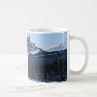 Caneca De Café Montanha da fortaleza