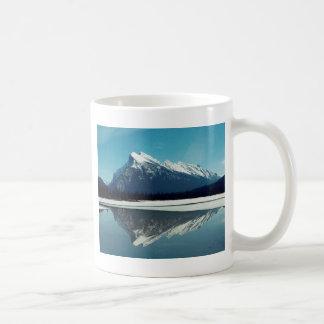 Caneca De Café Montanha de Rundle, Banff