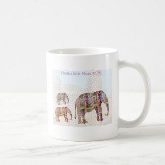 Caneca De Café Montanha elefantina