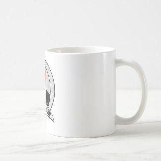 Caneca De Café Não agora - leão