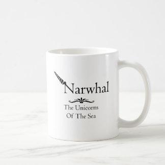 Caneca De Café Narwhal