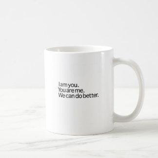 Caneca De Café Nós podemos fazer melhor
