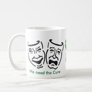 Caneca De Café Nós precisamos a cura