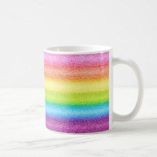 """Caneca De Café O """"arco-íris congela"""""""