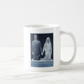 Caneca De Café O casamento