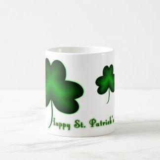 Caneca De Café O dia de St Patrick feliz!