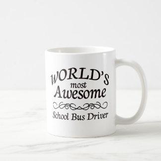 Caneca De Café O motorista de auto escolar o mais impressionante