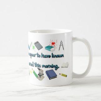 Caneca De Café O segredo do ensino