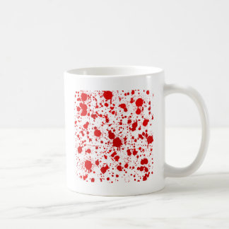 Caneca De Café O Splatter… Dexter do sangue mataria para este
