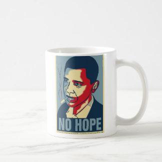 Caneca De Café Obama nenhuma esperança
