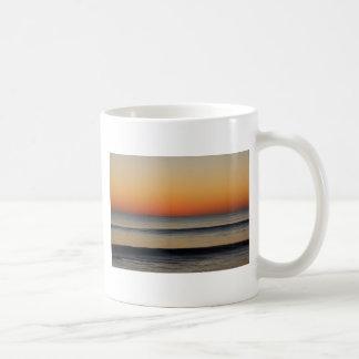 Caneca De Café Ondas em você horizonte