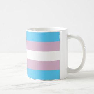 Caneca De Café Orgulho do Transgender