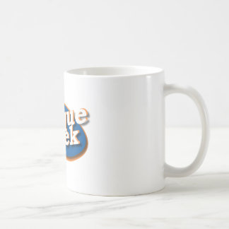 Caneca de café original do geek