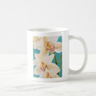 Caneca De Café Orquídea