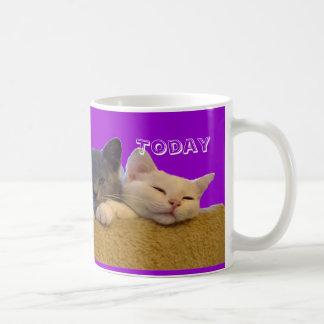 Caneca De Café Os 3 gatinhos pequenos