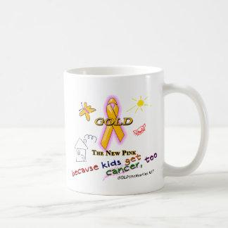 Caneca De Café Os miúdos ficam o cancer, demasiado!
