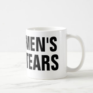 Caneca De Café Os rasgos dos homens