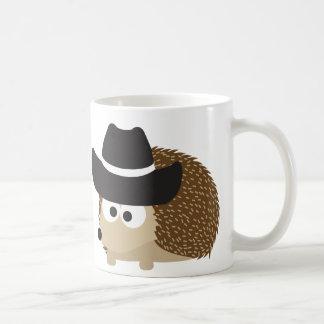 Caneca De Café Ouriço do vaqueiro
