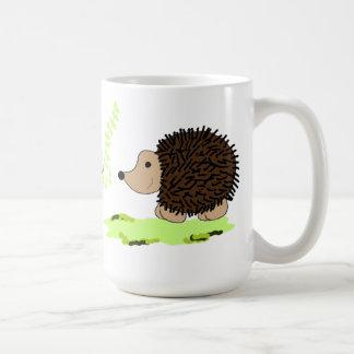 Caneca De Café Ouriços dos desenhos animados