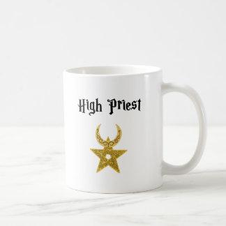 Caneca De Café Padre alto