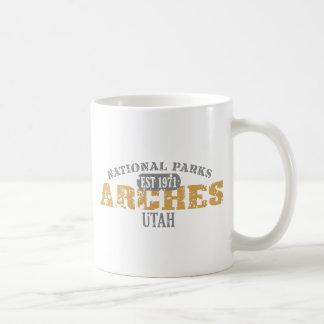 Caneca De Café Parque nacional dos arcos