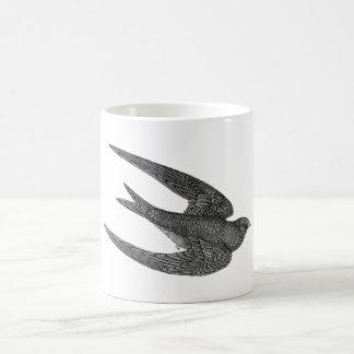 Caneca De Café Pássaro