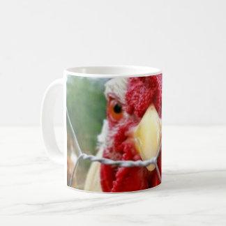 Caneca De Café Pássaro mau