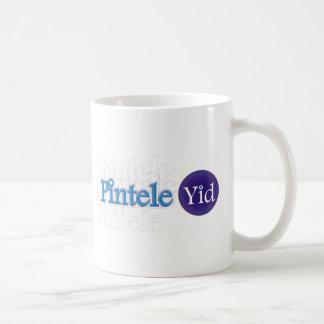 Caneca De Café Pintele Yid
