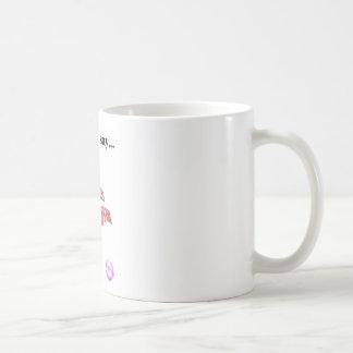 Caneca De Café Pode você dizer Hottie super