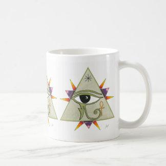 Caneca De Café Poder da pirâmide