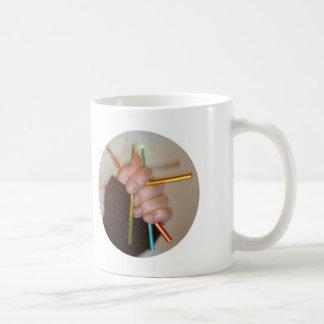 Caneca De Café Poder do Crochet