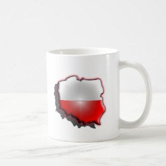 Caneca De Café Polônia