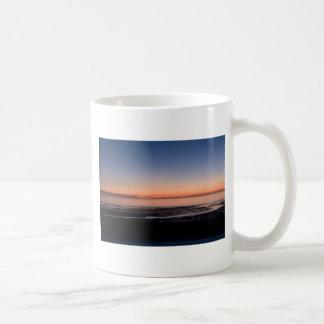 Caneca De Café Por do sol