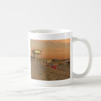 Caneca De Café Praia de Veneza