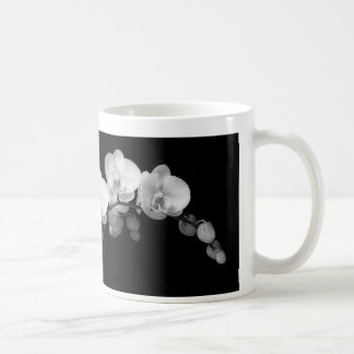 Caneca De Café preto e branco