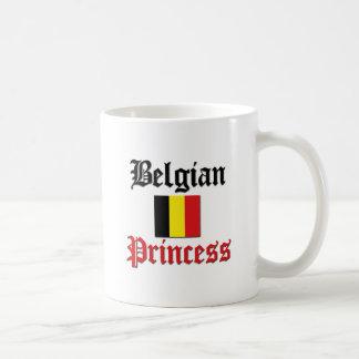 Caneca De Café Princesa belga