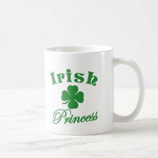 Caneca De Café Princesa irlandesa