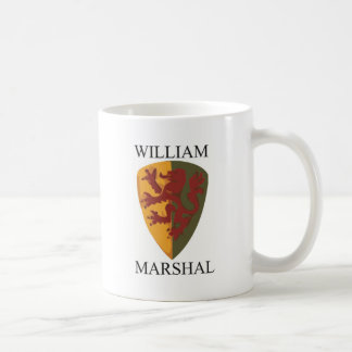 Caneca De Café Produtos do marechal de William