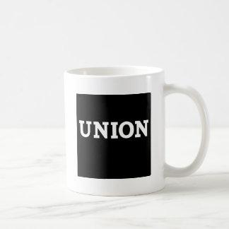Caneca De Café Quadrado da união
