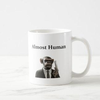Caneca De Café Quase humano