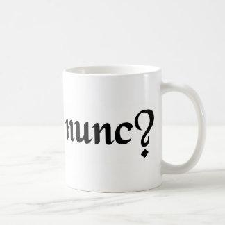 Caneca De Café Que agora?