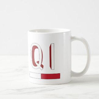 Caneca De Café Qwiel u Idjomi