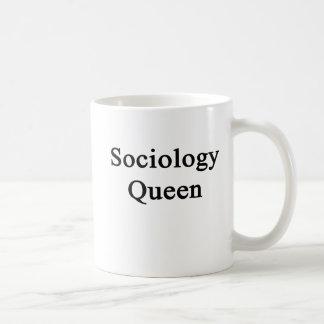 Caneca De Café Rainha da Sociologia