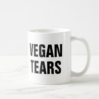 Caneca De Café Rasgos do Vegan