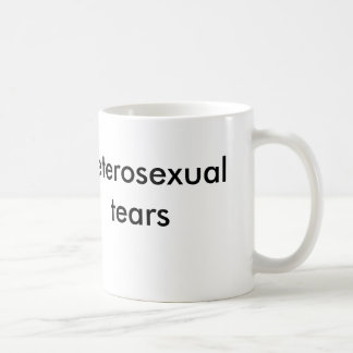 Caneca De Café rasgos heterossexuais
