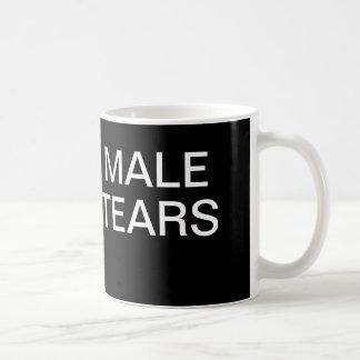 Caneca De Café Rasgos masculinos