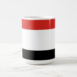Caneca De Café região do condado do Polônia da bandeira do