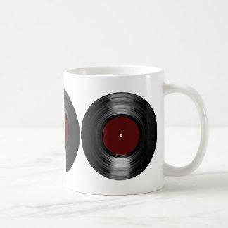 Caneca De Café registro de vinil