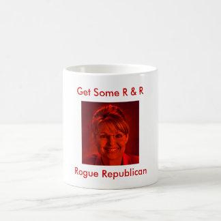 Caneca De Café Republicano desonesto