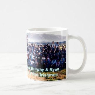 Caneca De Café Ryan Murphy que recolhe 1998, Gleeson, Holohan, M…